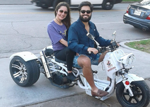 rent scooters in honolulu